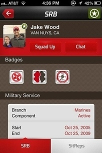App links struggling veterans with nearby network | Transitional housing in place and transitional service for female vets in MI | Scoop.it