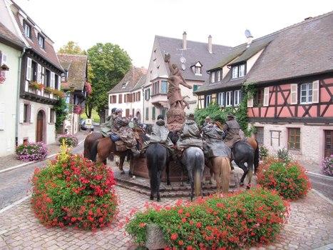 Alsace à Cheval - Tourisme équestre et randonnée en Alsace - Gîtes équestres dans le Bas-Rhin | LAFORET MOLSHEIM | Scoop.it
