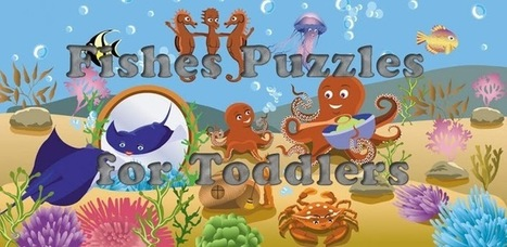 Fishes Puzzles for Toddlers ! - Android Apps on Google Play | Android Apps | Scoop.it