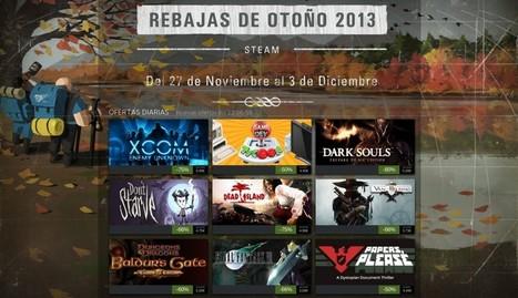 Rebajas de otoño en Steam, día 2 | tecnología | Scoop.it
