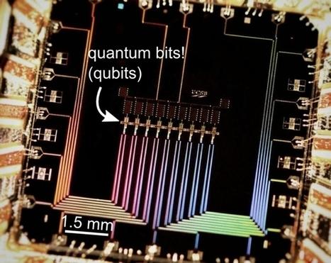 Pourquoi l'informatique quantique pourrait anéantir le Web tel que nous le connaissons | Post-Sapiens, les êtres technologiques | Scoop.it