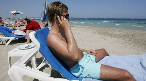 Mobile phone roaming charges cut within EU - BBC News | Fiscal Policy & Regulation | Scoop.it