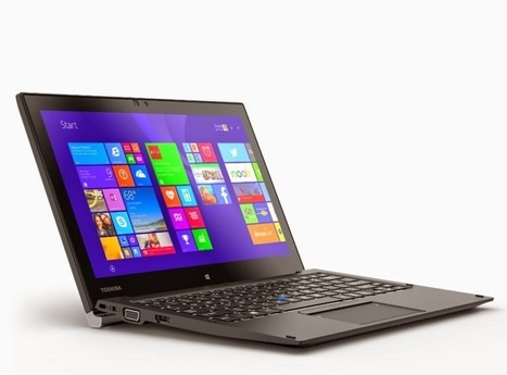 Toshiba Unveils its new Portégé Z20t Ultrabook and Encore 2 Write tablets   Rosand Post   NDAWULA ROBERT   Scoop.it