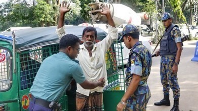 Bangladesh arrests more than 11,000 in 4 days | LGBT Times | Scoop.it