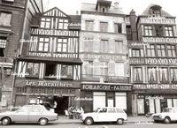 Le Blog de Rouen, photo et vidéo: Rouen des années 70....Les Maraîchers,Place du Vieux-Marché | MaisonNet | Scoop.it