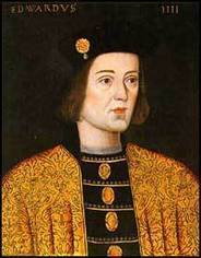 KING EDWARD IV of England (1442-1483) [Wars of the Roses: House of York]   War's of the Roses   Scoop.it