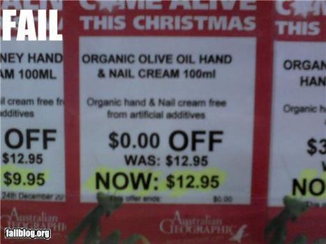 Christmas Savings FAIL | Fail | Scoop.it