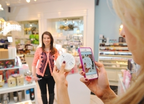 App lets shoppers skip the checkout | That's Life! | Scoop.it
