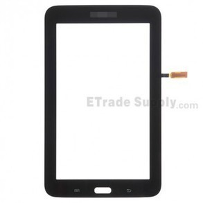 Samsung Galaxy Tab 3 Lite 7.0 SM-T110 Digitizer Touch Screen - Black - ETrade Supply | Screen Replacement | Scoop.it