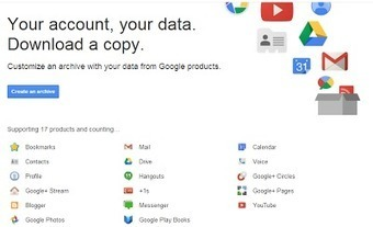 Educational Technology Guy: How to Migrate Your Data from a Google Apps for Education account to a personal account | Educational Technology and Beyond | Scoop.it
