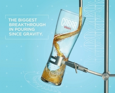 This Agency Says It Just Invented the World's Perfect Beer Glass | Public Relations & Social Media Insight | Scoop.it