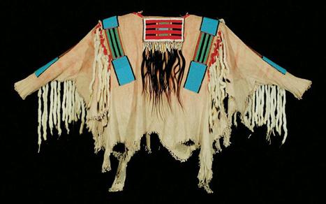 The Long Journey of Chief Joseph's War Shirt | Merveilles - Marvels | Scoop.it