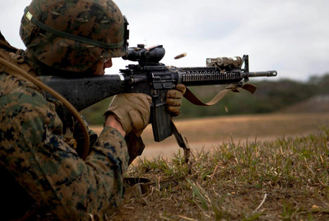 US Marines Are On 'High Alert' In Spain To Possibly Evacuate Libya Personnel #Libya #GNC | Saif al Islam | Scoop.it