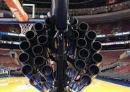 Sixers unleash world's largest T-shirt cannon on fans - CNET | The Biggest in the World | Scoop.it
