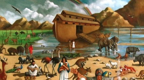 Creationist group to ask Kentucky taxpayers for help building Noah's ark theme park   Gender, Religion, & Politics   Scoop.it