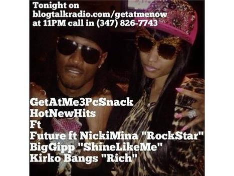 GetAtMe3PcSnack HotNewHits ft Future, Big Gipp & Kirko Bangs | GetAtMe | Scoop.it