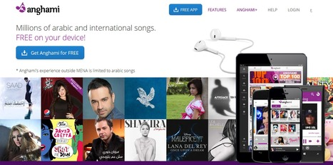 Anghami Music Streaming Service Starts Accepting Bitcoin | PR Newswire | A Sound Mind | Scoop.it