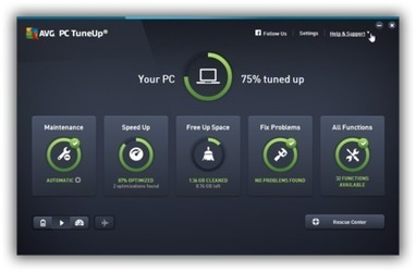 AVG PC TuneUp 2016 16.3.1.24857 Crack Serial Key Download - Full Software Download | www.sarkarzone.com | Scoop.it