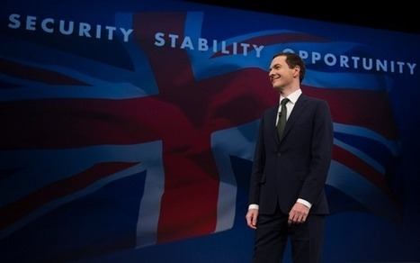 George Osborne will not balance books by end of decade, warns think tank | CLOVER ENTERPRISES ''THE ENTERTAINMENT OF CHOICE'' | Scoop.it
