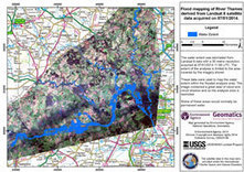 Disaster Charter - Flood in England, UK | Digital Cartography | Scoop.it