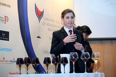 Meilleur sommelier des Amériques : Paz Levison a tenu promesse - Bulles Gourmandes | Gastronomy & Wines | Scoop.it