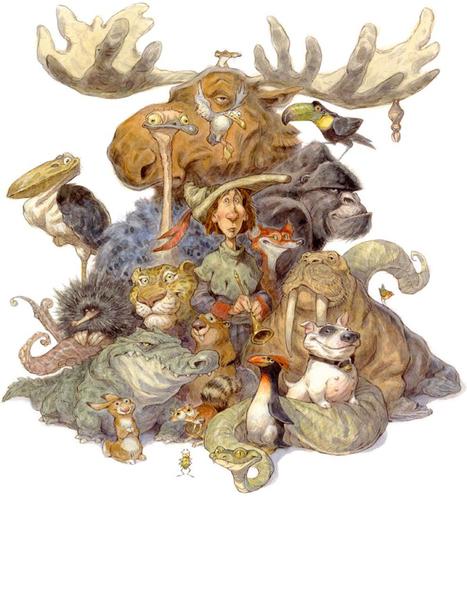 Peter de Sève -Illustrator- | Artistes et créateurs d'aujourd'hui... | Scoop.it