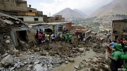 Peru declares emergency in Chosica as landslide kills 7 | Recent Natural Disasters | Emergencies | Hazards | Calamities | Recent Natural Disasters | Scoop.it