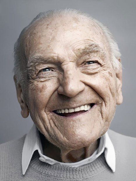 Beautiful portraits of happy 100-year-olds [11 pictures] | Photographie | Scoop.it