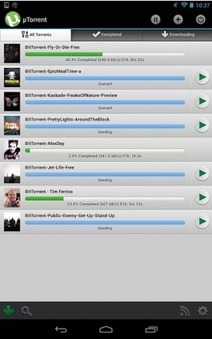 How To Download Torrents on Android « Tricks For You   Andriod   Scoop.it