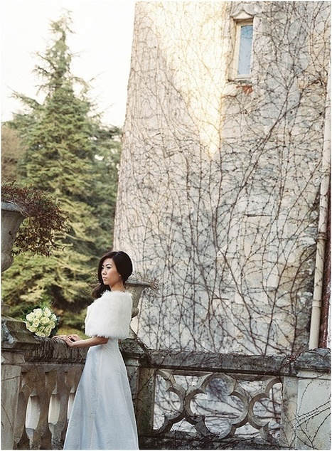 Classic Romantic Chateau de Reignac wedding in Loire Valley | Weddings | Scoop.it