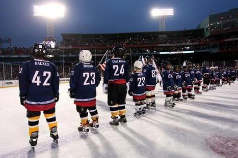 Olympic Rosters to be Unveiled Wednesday - USA Hockey   Sports   Scoop.it