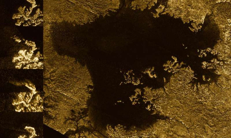 Cassini Flyby of Saturn's Titan Reveals Strikingly Earth-like Features | Geology | Scoop.it