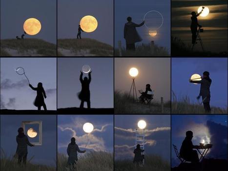 Quand la Lune devient un objet de jeu | Le Projet Doppelganger | DÉVELOPPER SA CRÉATIVITÉ | Scoop.it