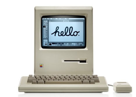 The first review of Apple Macintosh via @nytimes | #Technology | Scoop.it