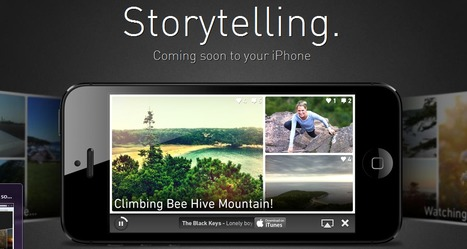 Qwiki - Storytelling. Coming soon to your iPhone | iPads 1-to-1 in the Elementary Classroom | Scoop.it