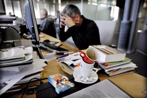 En Suisse : La santé au travail inquiète peu les PME | Mooc Santé au travail (Estim) | Scoop.it