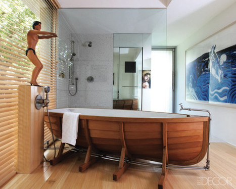 18 One-of-a-Kind Bathrooms | Home andFamily | Scoop.it