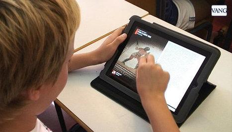 iPad llega escuelas | TIC i Educació | Scoop.it