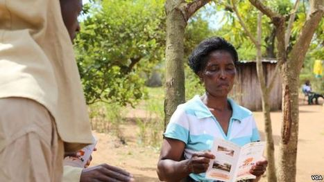 Mozambique Steps Up to Challenge of Health Information Dissemination | Mozambique health | Scoop.it