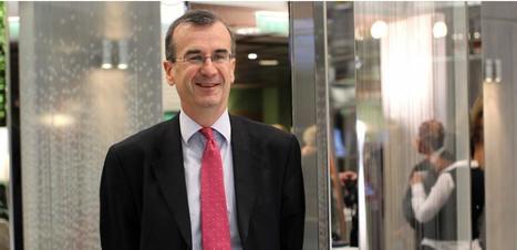 François Villeroy dice que la política del BCE tiene en general un impacto positivo en los bancos | Top Noticias | Scoop.it