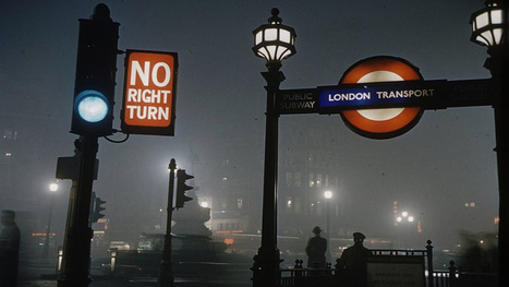 """Brooding Photos Of the Deadly """"London Fog"""" - Io9 