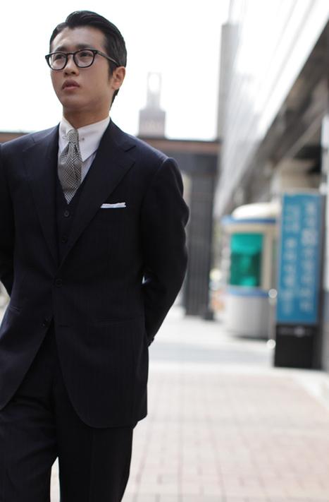 De l'arrondi de la veste   Style Masculin   Scoop.it