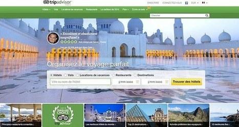 Tripadvisor élargit son horizon dans la réservation en ligne   Revue de Presse France - lafourchette   Scoop.it