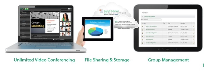 Free VideoConferencing and Team Collaboration with BigMarker | Collaborationweb | Scoop.it