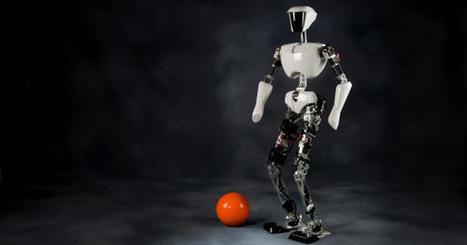 CHARLI un autre robot à faire le Gangnam Style   Actualités robots et humanoïdes   Scoop.it