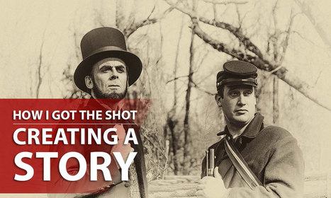 Building a Story : How I Got the Shot   J'écris mon premier roman   Scoop.it