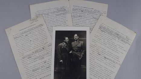 De Gaulle explique l'appel du 18 Juin | L'Histoire avec Histoire Multimédi@ Production. | Scoop.it