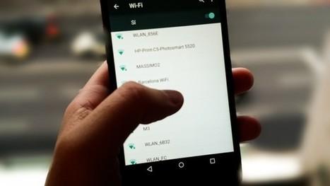 Todo lo que saben de ti a través del WiFi y tu smartphone | Informática 4º ESO | Scoop.it