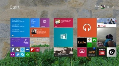 How to Add a Screen Saver to Windows 8.1 - Gotta Be Mobile | System And Network | Scoop.it
