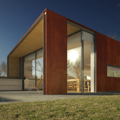 Interview with Henry Goss on hyper-realistic 3D architectural renders | Architecture and Architectural Jobs | Scoop.it
